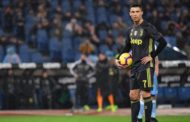 Serie A: Ronaldo penalty takes Juve 11points clear + All Serie A Sunday results