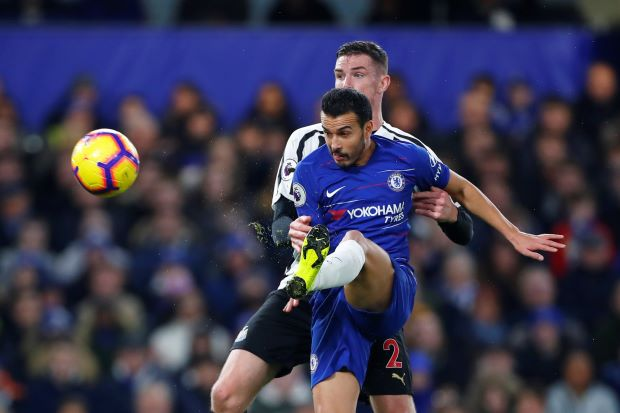 Saturday Premier League: Chelsea beat Newcastle 2-1 to remain safe in top Four + All Results