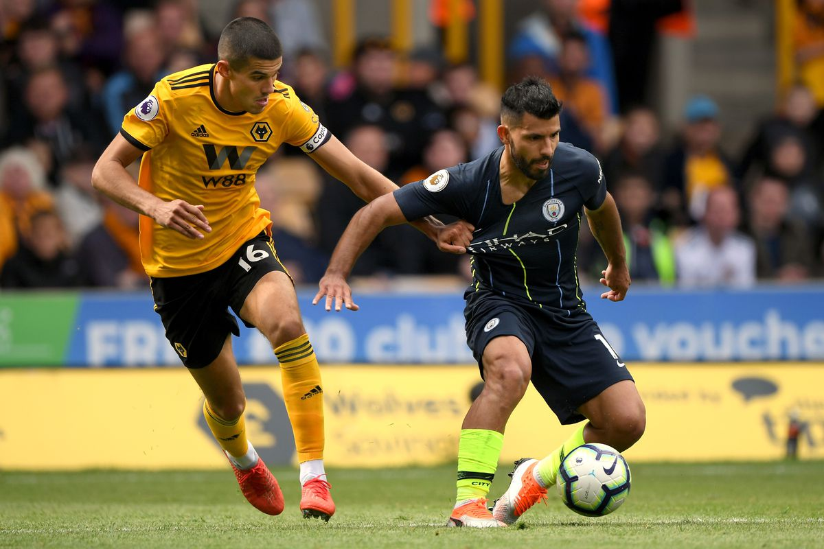 Monday Premier League: Manchester City vs Wolves (20:00)
