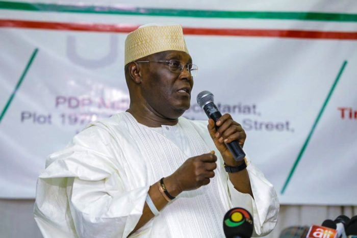 Atiku to PDP's NEC: We are at edge of victory