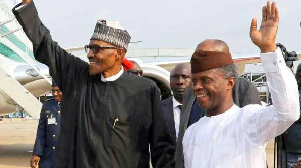 Buhari thanks Nigerians