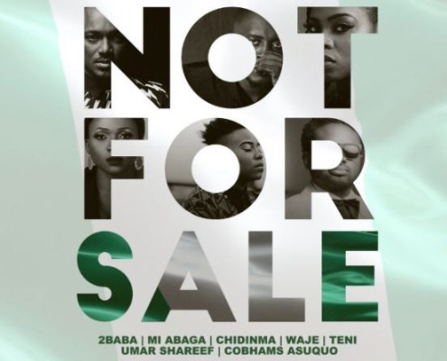 Tuface, MI, Chidinma release song against vote-buying