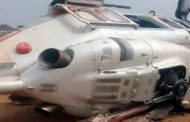 Osinbajo's helicopter crash: PDP expresses shock, calls for thorough investigation