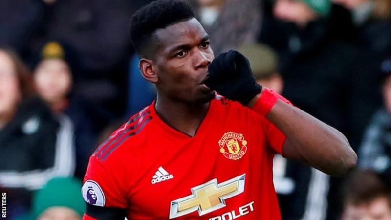 Premier League: Resurgent Man Utd hit Fulham 0-3 to move into Top Four + All Results