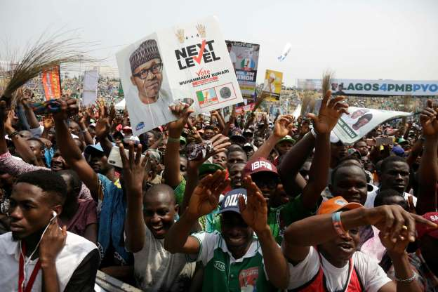 Stampede in Stadium: Four feared dead at Buhari rally in Port Harcourt