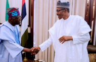 Buhari celebrates with Tinubu on his 67th birthday