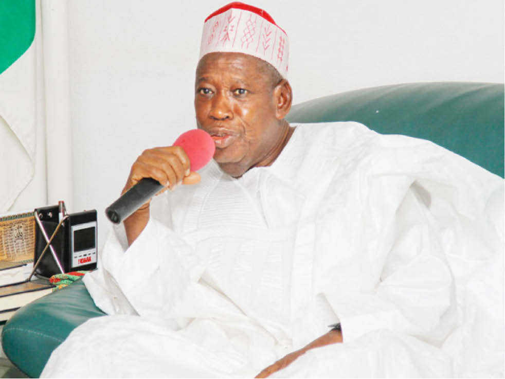 Ganduje survives PDP scare to win in Kano, even as PDP calls his re-election a sham