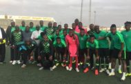 Nigeria lose 0-2 to Libya in AFCON Qualifiers