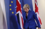 Divorce case: EU leaders due to consider Prime Minister May's Brexit extension request