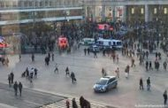 Followers of rival rappers brawl on central Berlin square