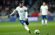Messi upset with criticism from Argentina fans