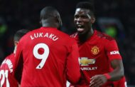 Ole Gunnar Solskjaer had to step into dressing room row between Pogba and Romelu Lukaku