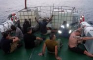 American sailor, 3 Greeks arrested with arms within Nigerian waters