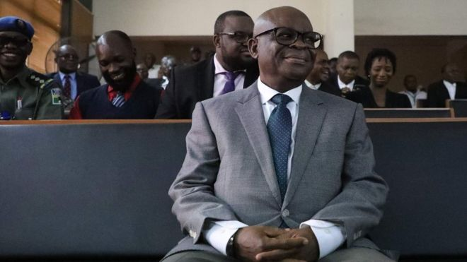 Code of Conduct Tribunal convicts Justice Walter Onnoghen: Orders him to forfeit 5 bank accounts