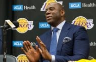Magic Johnson abruptly resigns as Lakers president, ending an up-and-down two-year tenure