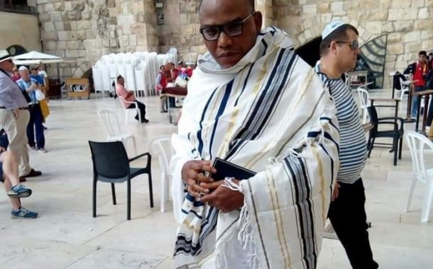 Kanu says he was right on Atiku's Cameroonian connection
