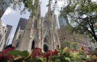 Man with two cans of petrol and lighters arrested inside New York cathedral days after Notre Dame fire
