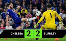 Premier League Result: Chelsea move into 4th position after frustrating draw with Burnley