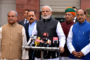 India election 2019: Exit polls suggest Narendra Modi back as PM