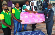 Mouka Donates Mattresses to Babies Born on Children's Day