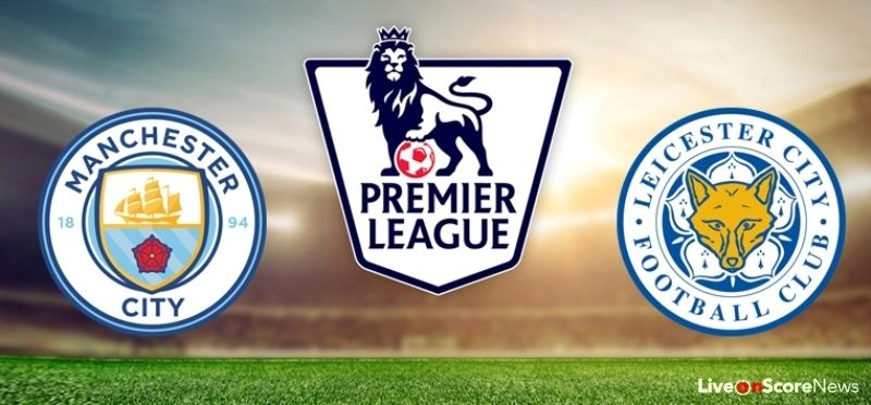 Monday Premier League: Man City vs Leicester City