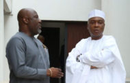 Saraki condoles with Melaye over mother's death