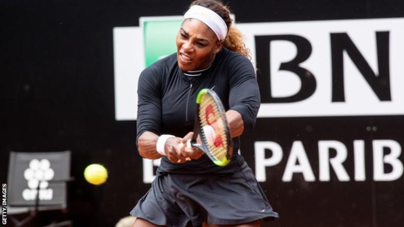 Italian Open: Serena Williams and Caroline Wozniacki withdraw with injury