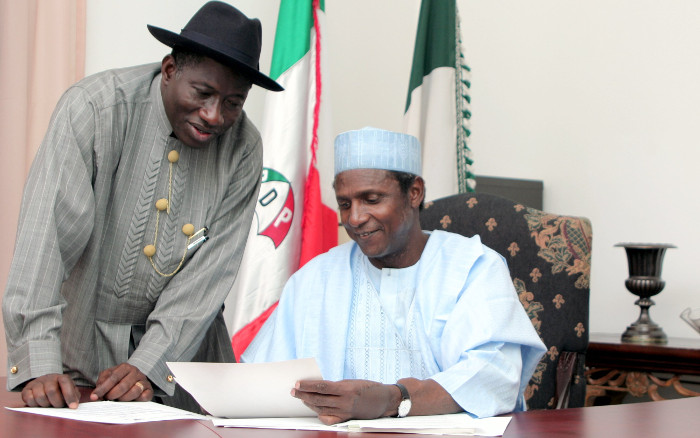 Jonathan, Atiku, Saraki, others remember late President Yar'Adua
