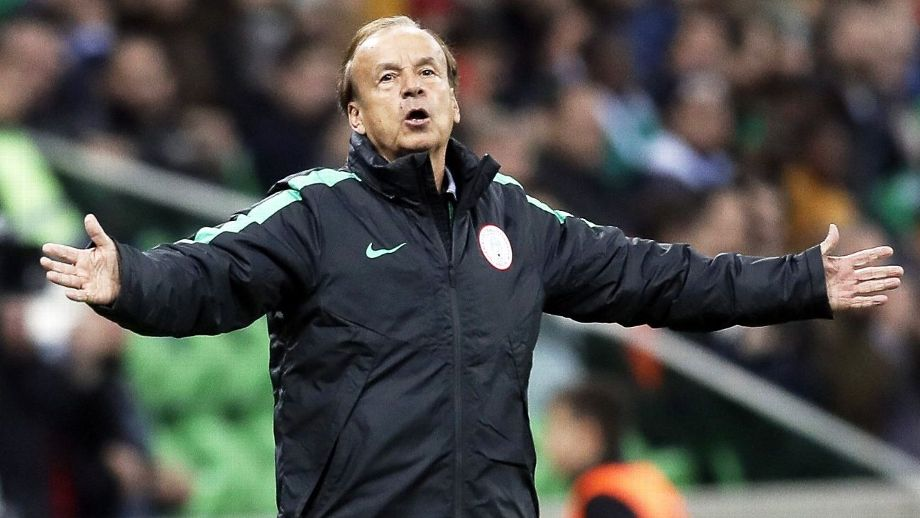 Afcon 2019: Burundi were very difficult, Nigeria coach Gernot Rohr confesses