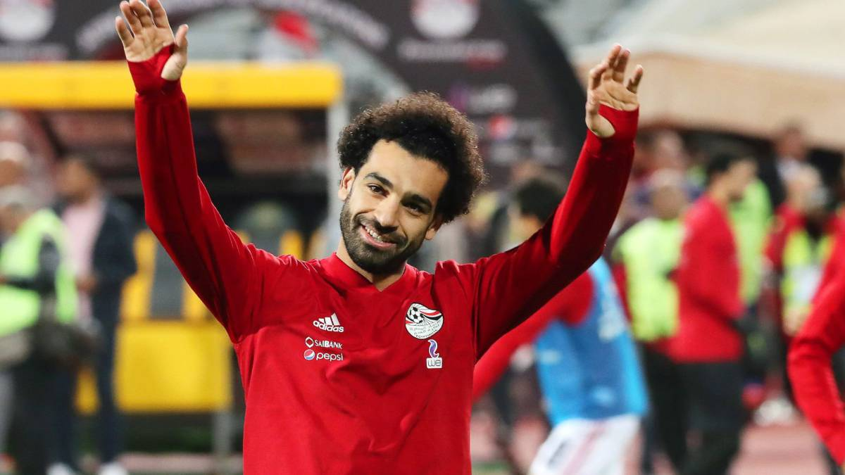 AFCON 2019: Hosts Egypt beat DR Congo 2-0 to move into Group of 16