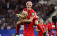 FIFA Women's World Cup: USA thrash Thailand 13-0