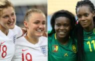 Women's World Cup: England vs Cameroon (16:30)