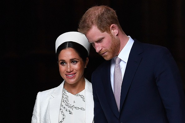 Why Prince Harry Is Being Accused Of 'Cheating' On Meghan Markle