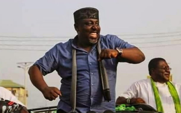 Okorocha finally sworn in as Senator