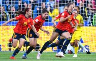 Fifa Women's World Cup: Spain come from behind to beat South Africa 3-1