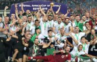 AFCON 2019 Final: Algeria beat Senegal 1-0 to win second title in 29 years
