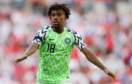 Iwobi admits playing lessons from Mikel, Ighalo