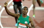 Caster Semenya to miss World Championships after court ruling