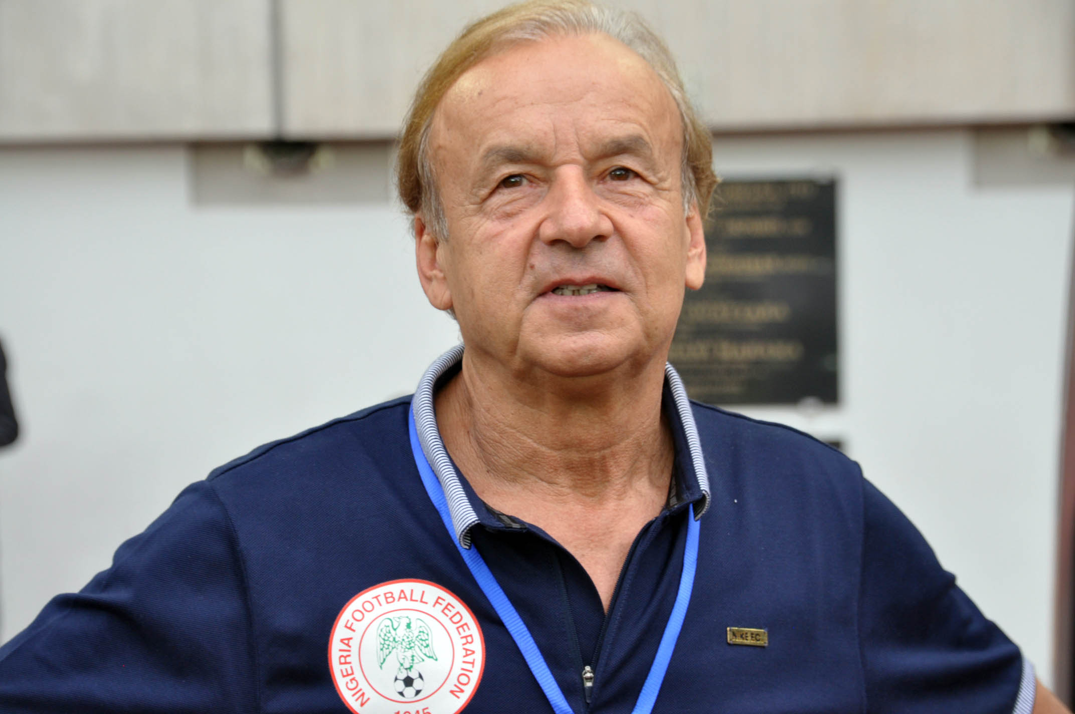 Eagles lost to a better team – Rohr