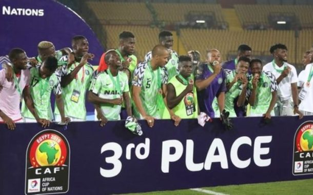 AFCON 2019: Ighalo hands 3rd place victory to Nigeria