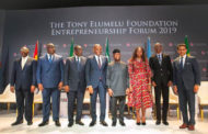 Empowering Young African Entrepreneurs: African Presidents, Global Leaders tackle Job Creation, Youth Empowerment at the 2019 Tony Elumelu Foundation Entrepreneurship Forum