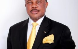 """You Appointed the Best Man to Head NBET"", Obiano Tells Buhari"