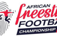 2019 African Freestyle Football Championship: Anthony, Faith Emerge winners from Owerri Region