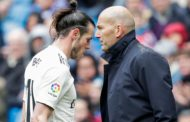 Gareth Bale: Real Madrid forward was not fit for Munich trip - Zinedine Zidane