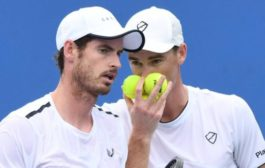 Tennis: Andy Murray & Feliciano Lopez lose to Jamie Murray & Neal Skupski at Cincinnati Masters