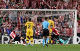 Athletic Bilbao beat Barcelona 1-0 on opening day of La Liga