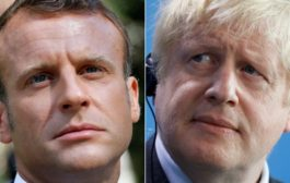 Brexit: Macron tells UK PM renegotiating deal 'not an option'