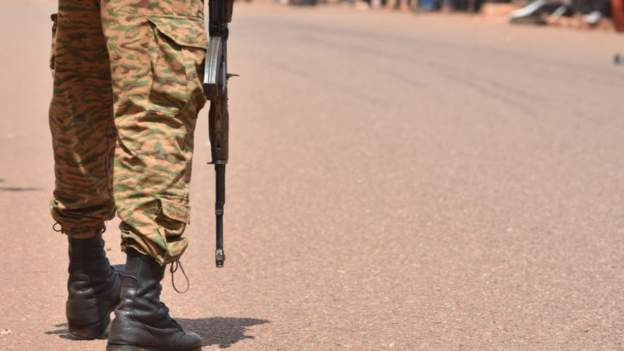 Burkina Faso soldiers killed in 'barbaric attack'