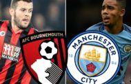 Sunday Premier League: Bournemouth take on Man City + Other Fixtures