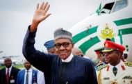 Buhari returns to Abuja after 9-day visit to Katsina